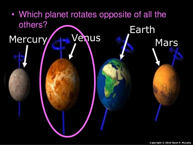 The Correct Order of Planets (page 2) - Pics about space