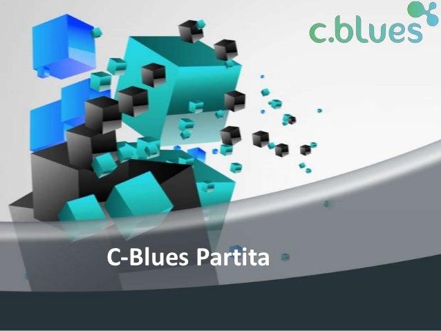 C-Blues Partita
