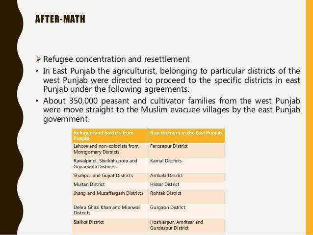 Partition of Punjab