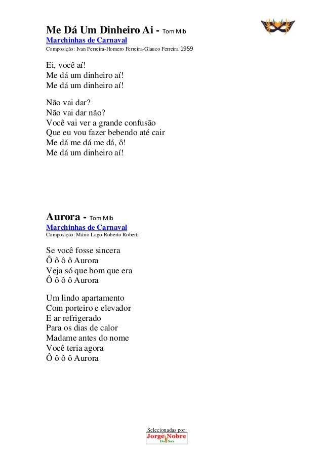 BAIXAR CARNAVAL PINDUCA MARCHINHAS DE