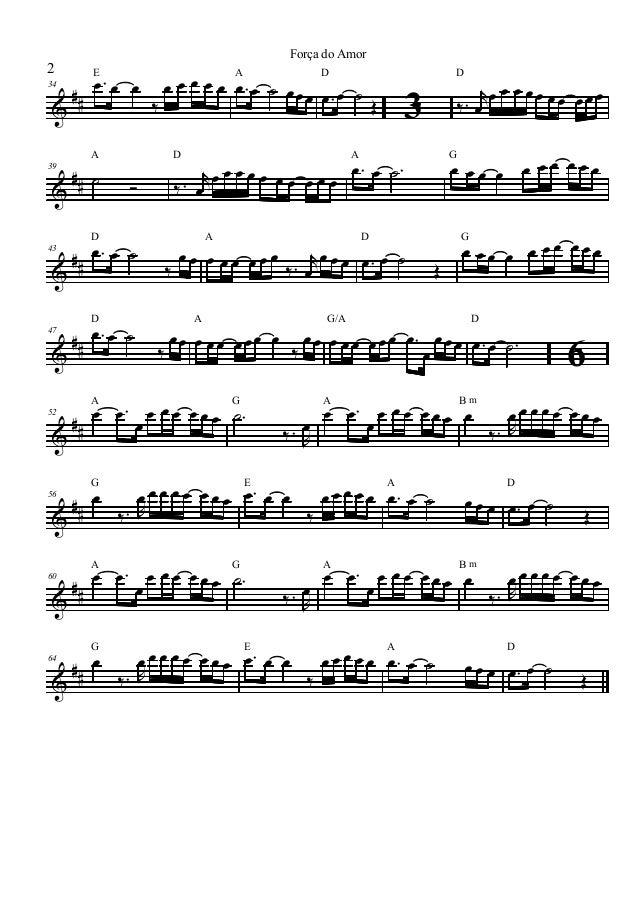 partituras para sax alto gratis