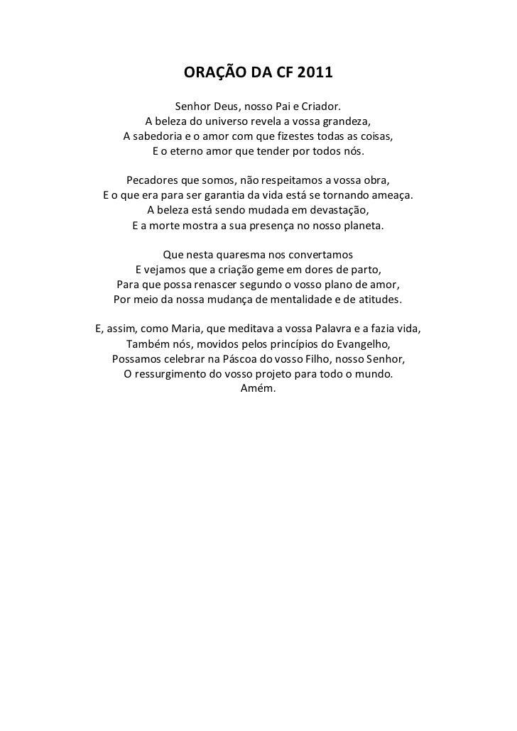 Partituras campanha da_fraternidade_2011