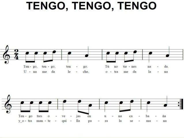 Partitures de cançons per a flauta CEIP García Márquez