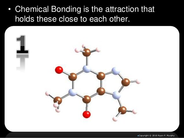 Chemical Bonding, Balancing Chemical Equations, Reactions