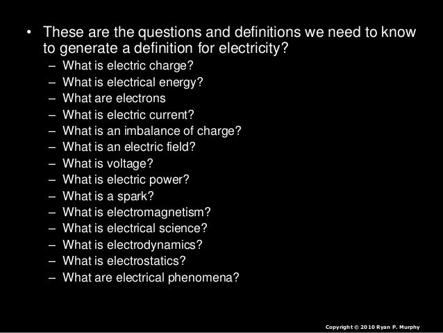 Electricity and Magnetism Lesson PowerPoint, Physical Science Unit