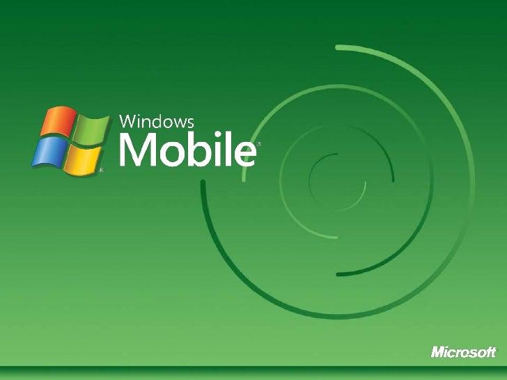John Wyer EMEA Marketing Manager Mobile Communications Business Microsoft Corporation