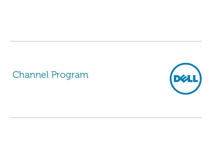 Channel Program