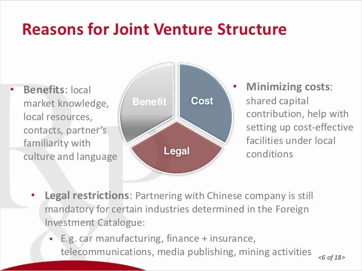joint venture international how to choose partner