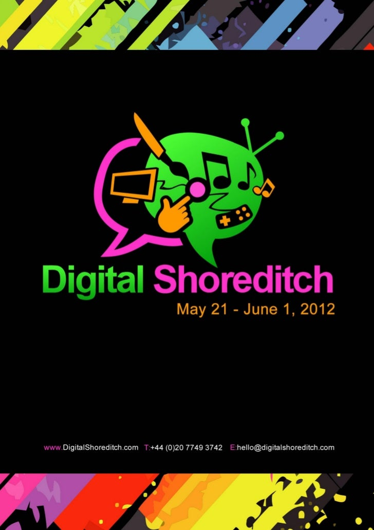 Digital Shoreditch, 35 Kingsland Rd, Shoreditch, London, UK, E2 8AA. Tel: 020 7749 3742Registered for England and Wales. C...