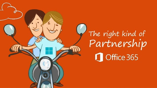 The right kind of  Partnership