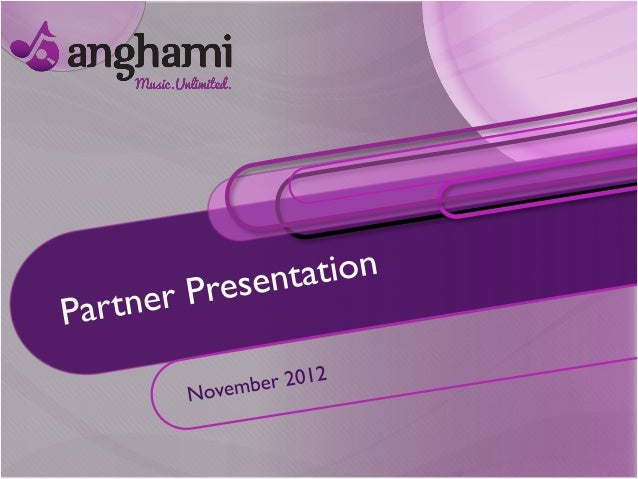 Click to watch the What Is Anghami video