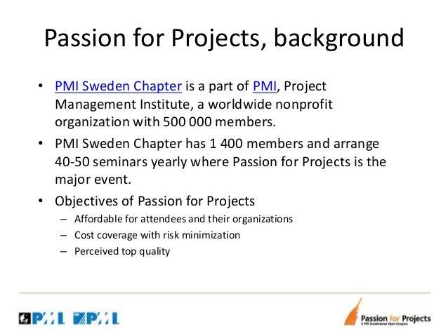 Partner presentation, passion for projects 2014 Slide 3
