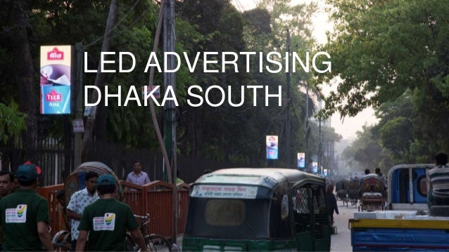 Special Offers LED ADVERTISING DHAKA SOUTH