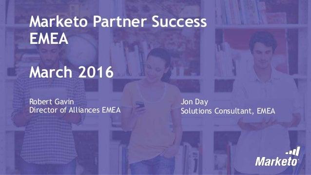 Marketo Partner programme