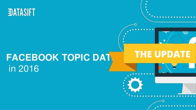FACEBOOK TOPIC DATA in 2016