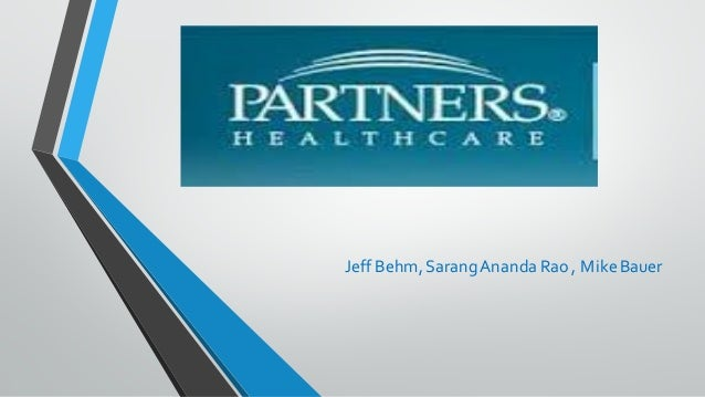 Partners Healthcare Case Analysis