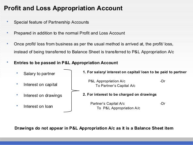 partnership accounts Accounts of partnership - preparation of capital account with solved problem, in this video we discussed about partnership deed, profit sharing ratio, interest on loan,interest on capital, salary .
