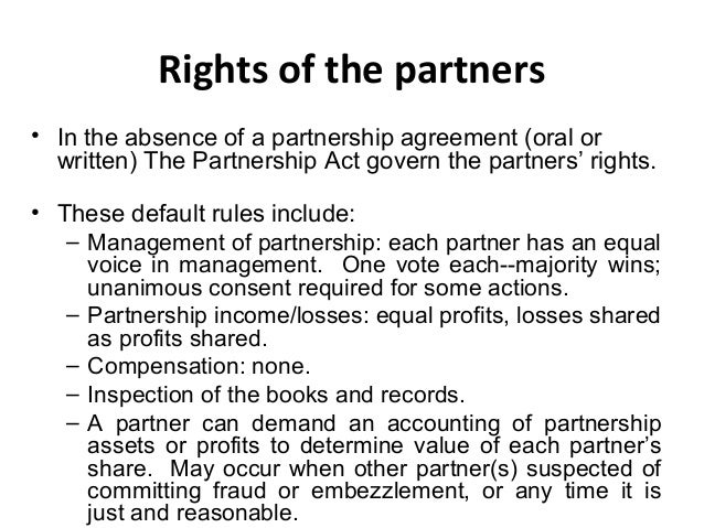 Partnership Agreement With Silent Partner Image Collections