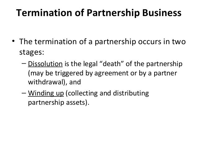 Business Dissolution Agreement Image Titled Write A Business