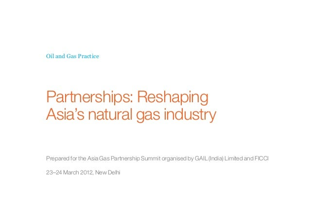 Oil And Natural Gas Partnerships In Central Asia