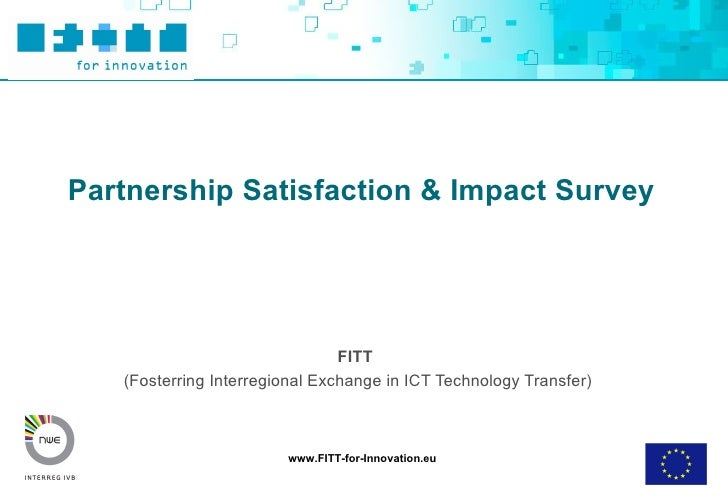 FITT   (Fosterring Interregional Exchange in ICT Technology Transfer)