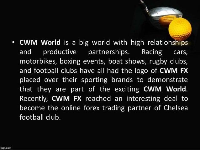 Forex cwm