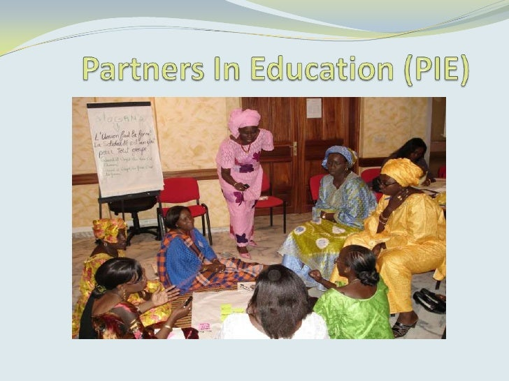 Partners In Education (PIE)<br />