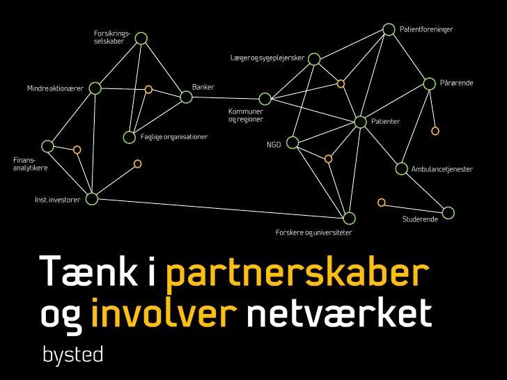 Partnerskaber og netværk i kampagner