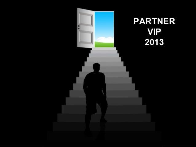 PARTNER VIP 2013  Page  1