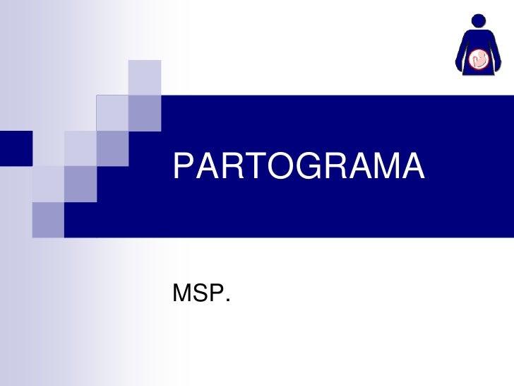 PARTOGRAMAMSP.