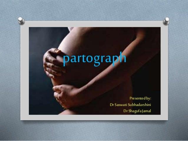 partograph Presentedby: DrSaswatiSubhadarshini DrShagufaJamal
