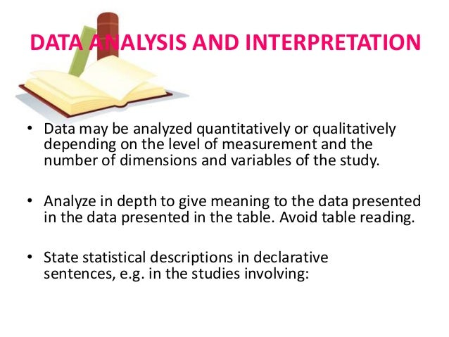 dissertation quantitative analysis Quantitative data analysis dissertation committees usually vigorously attack the way a study's results are analyzed dissertation committees usually vigorously attack the.