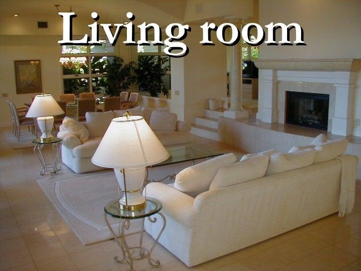 Delightful Living Room; 13.