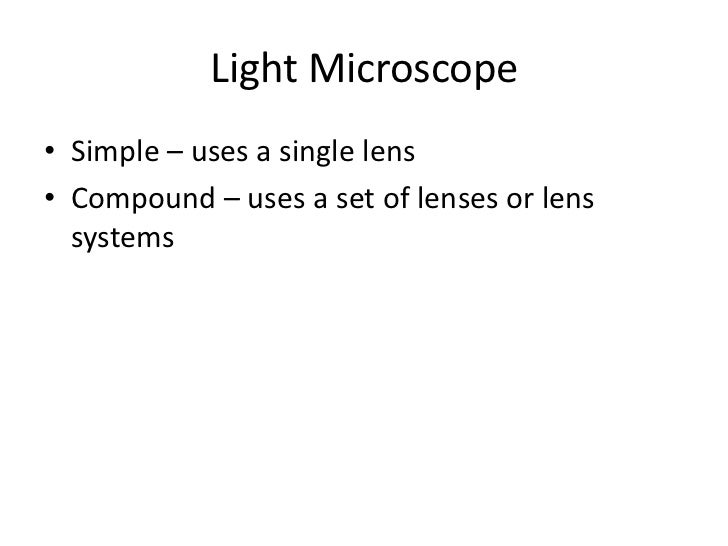 Parts and functions of a compound microscope parts and functions of acompound microscope 2 ccuart