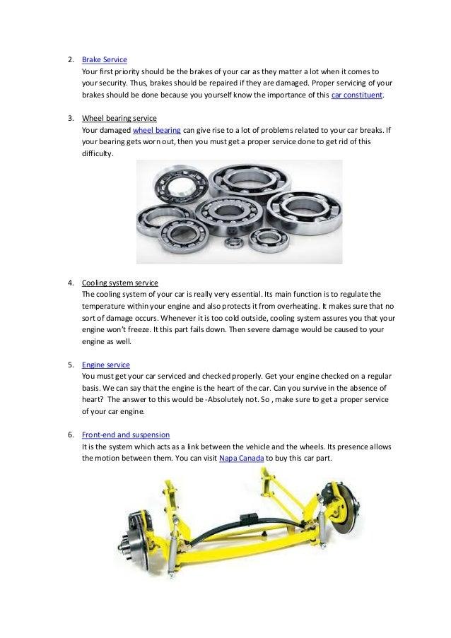 Partsavatar ca car service tools would maximize the lifespan
