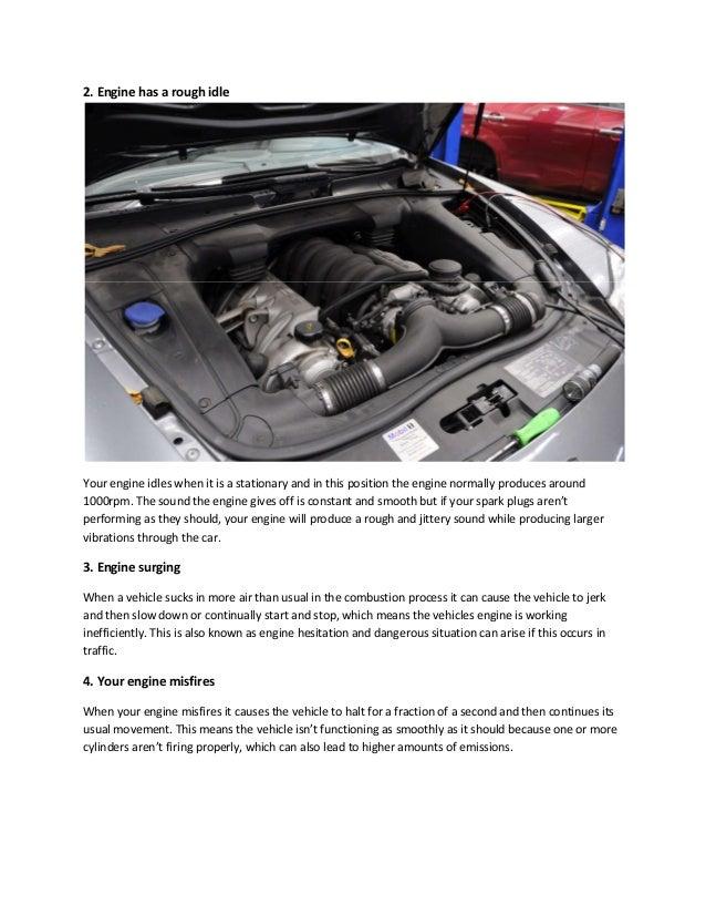 Partsavatar Car Parts, CA - symptoms of bad spark plug