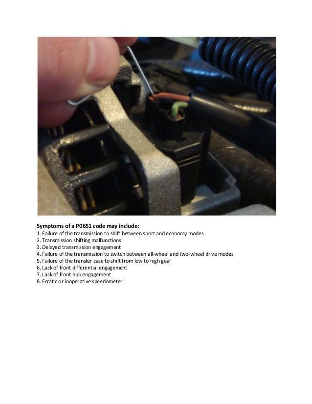 Partsavatar Auto Parts, Toronto - What does p0651 obd means