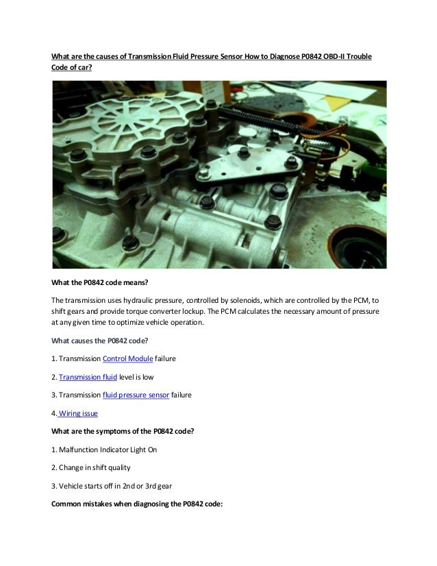 Partsavatar Car Spare, Toronto - What are the causes of
