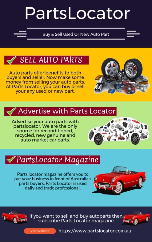 Used Parts Locator >> Buy And Sell Used Auto Parts With Parts Locator