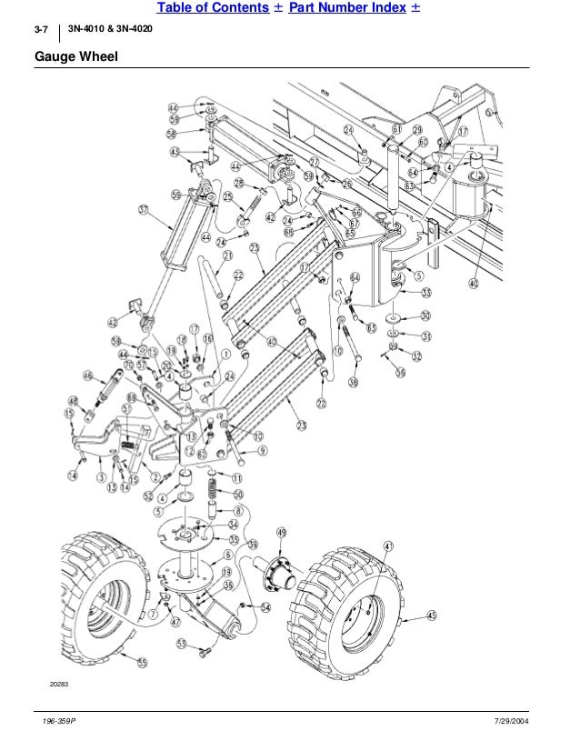 Great plains parts manual 3 n 4010