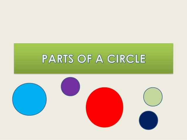 The outside of the circle is calledcircumferenceThe circumference is the distance around thecircle.