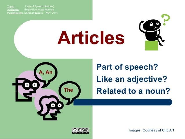 7 parts of speech pdf
