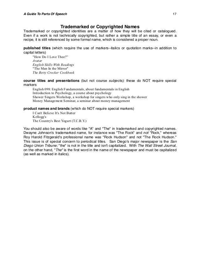 Parts of speech_handbook