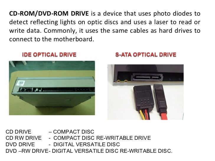 how to connect optical drive to motherboard
