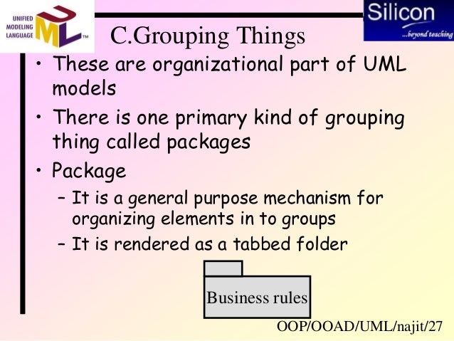 object oriented design using uml pdf