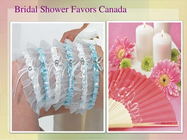 bridal favours canada 4 bridal shower