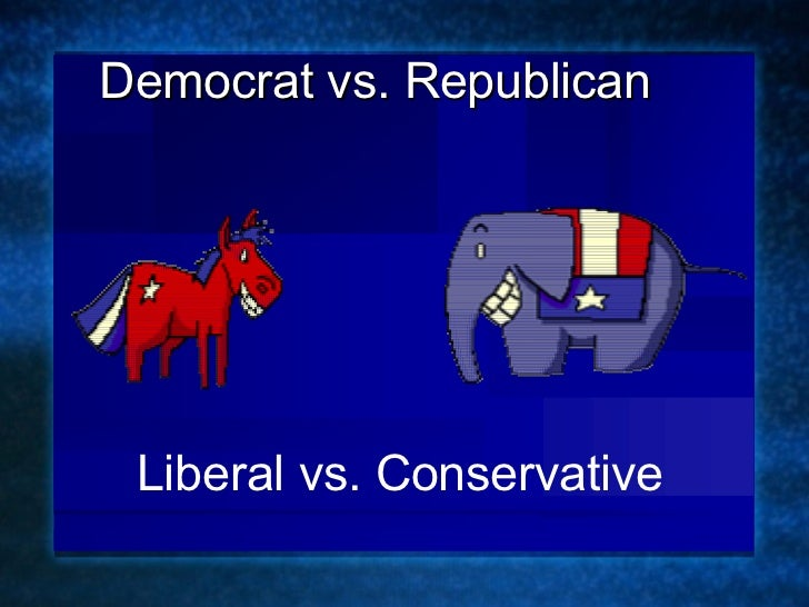 democrat party vs republican party Are you a democrat or a republican if you can answer that question, you're  ahead of the game for many people, political parties are a puzzle the  dictionary.