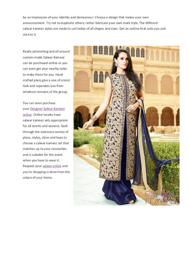 4a3380880d The kind of Palazzo salwar kameez you wear ought to; 2. be an impression of  your ...
