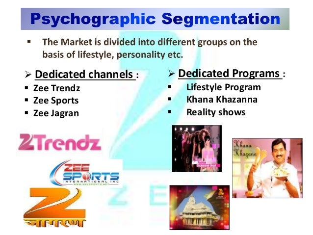 Marketing Strategy on Entertainment Channels
