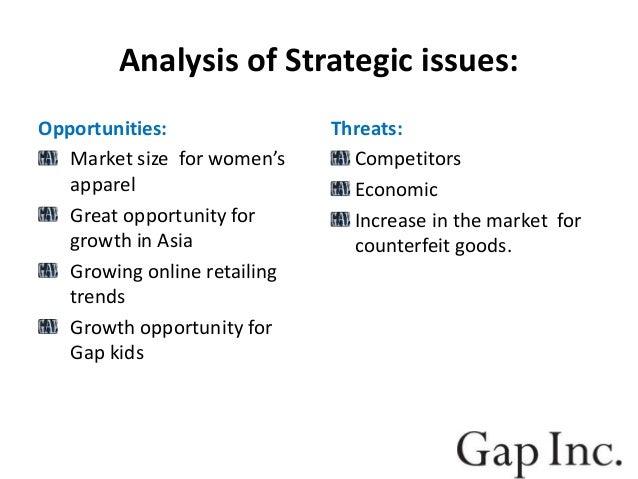 gap inc financial analysis Gap, inc (the) (gps) competitors - view direct and indirect business competitors for gap, inc (the) and all the companies you research at nasdaqcom.